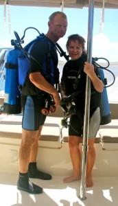 Diving Culebra