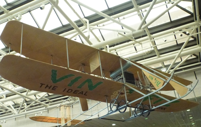Thanks to the Wright brothers aviation has evolved
