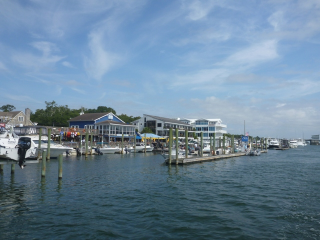 Wrightsville Beach looked busy and a great stop