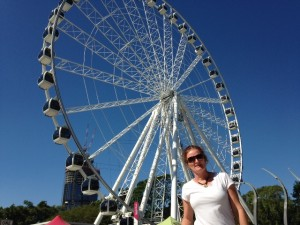 The Brisbane wheel