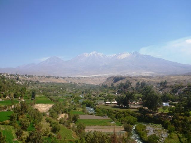Pikchu Pikchu Volcano