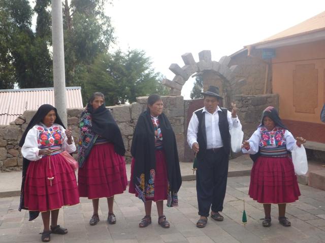 Amantani, Lake Titikaka